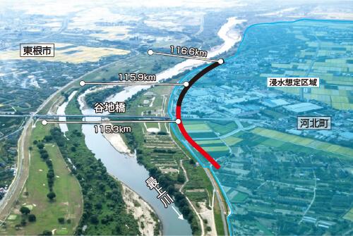 最 上川 氾濫 山形 最上川